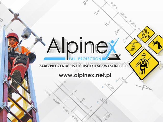 Alpinex – ochrona przed upadkiem z wysokości